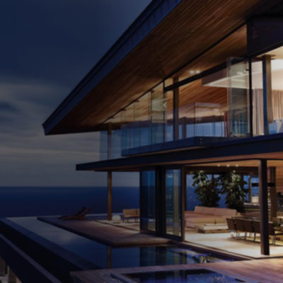 Greece real estate cover image: Luxury apartment with a sea view.