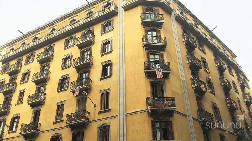 exceptional rehabilitaion opportunity apartment barcelona gothic quarter