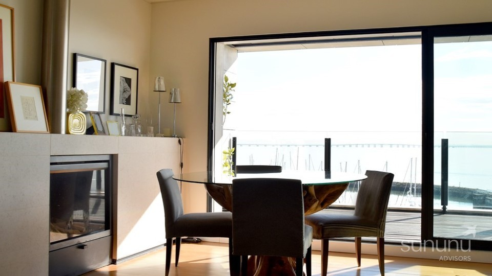 Spectacular Tagus views apartment