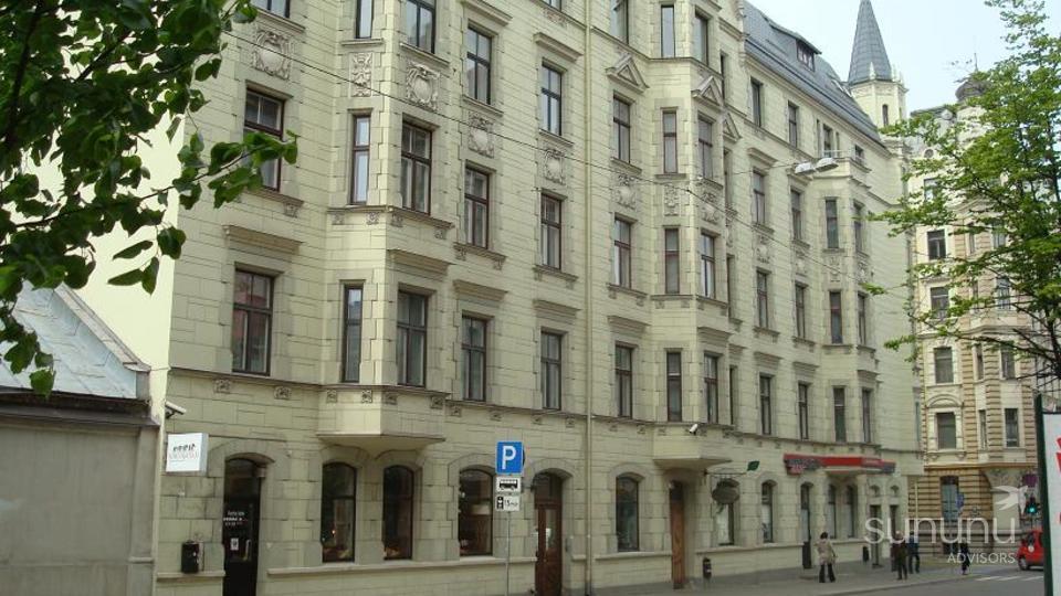 Elegant apartment in the heart of Riga