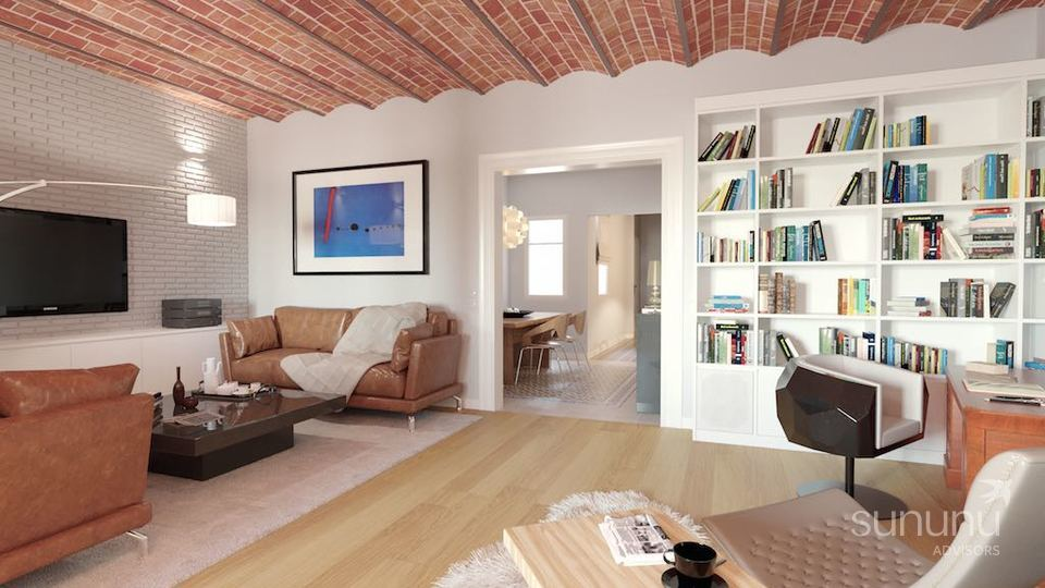 Luxurious 3-bedroom just steps from the Sagrada Familia