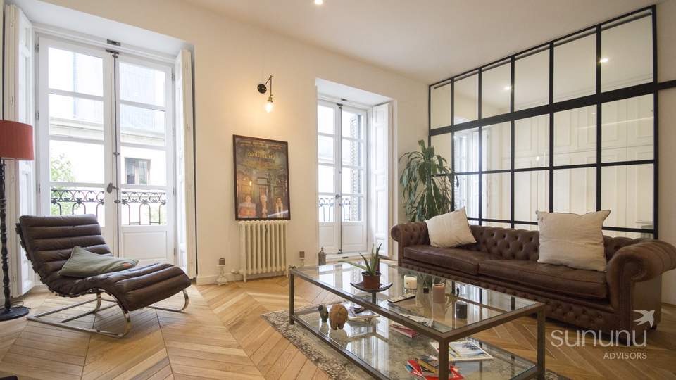 magnificen apartment for sale in palacio district madrid