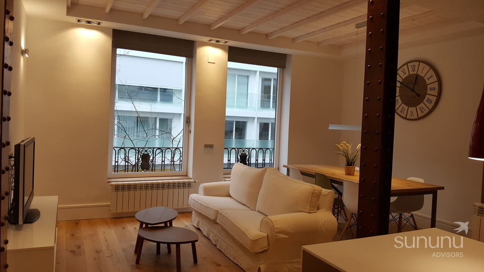 renovated apartment for sale barrio Salamanca Madrid