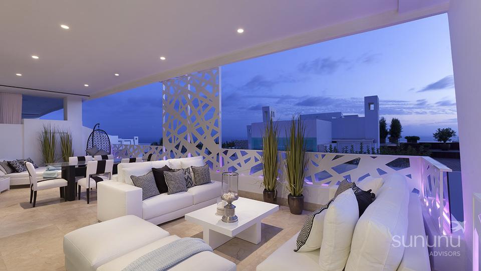 duplex apartment in Sierra Blanca Marbella