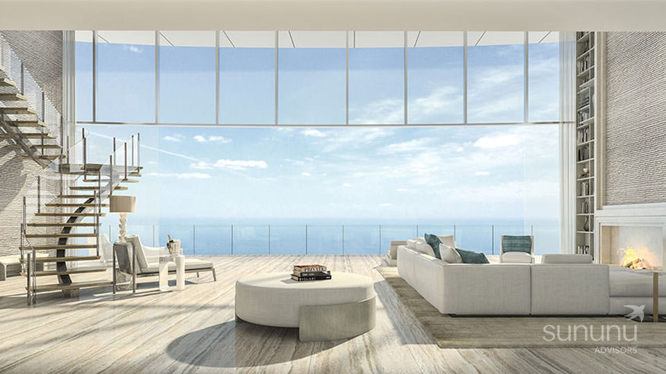 State-of-the-art apartment in Limassol offers unmatched luxury and sea views