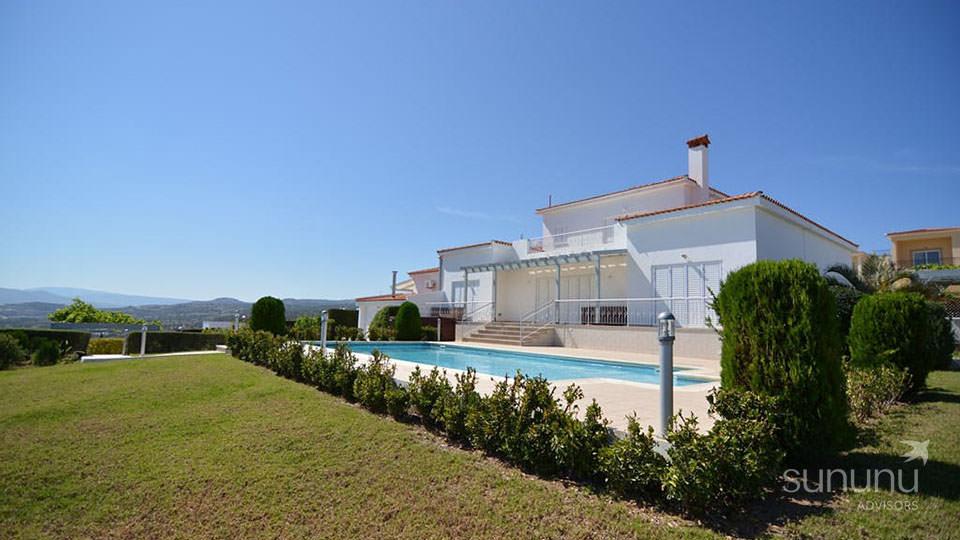 Stunning hilltop estate villa in Polis