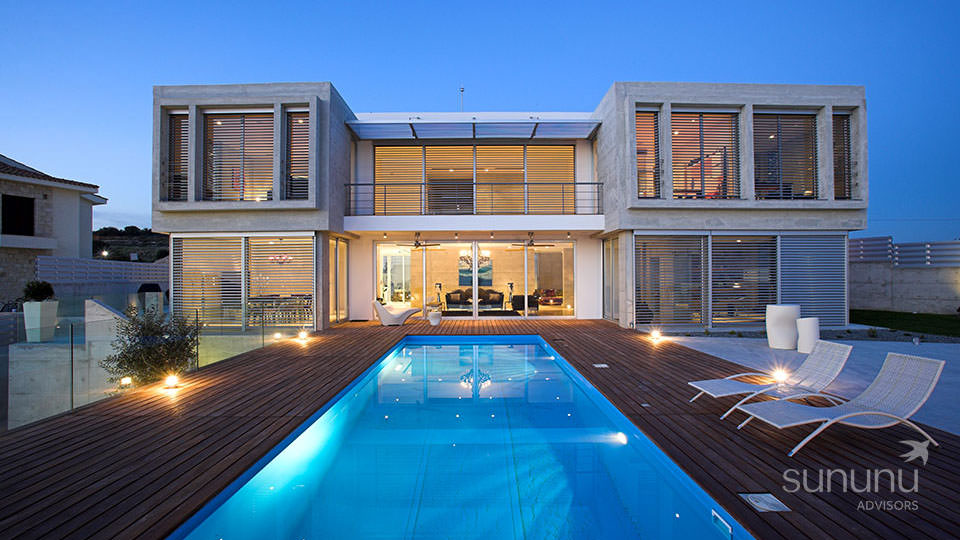 Gorgeous villa in Limassol with its own swimming pool